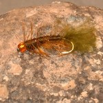 Pumpkin Head Damsel Fly Pattern