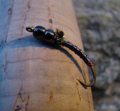 double shamus chironomid fly recipe