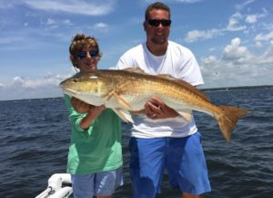 catch a Bull Red on fly